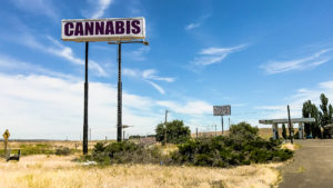Tri-Cities' only Recreational Cannabis Retailer